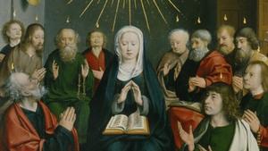 173. A Virgem Maria depois de Pentecostes