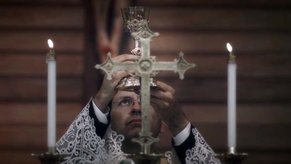 """""""Eu quero ser padre para celebrar Missa"""""""