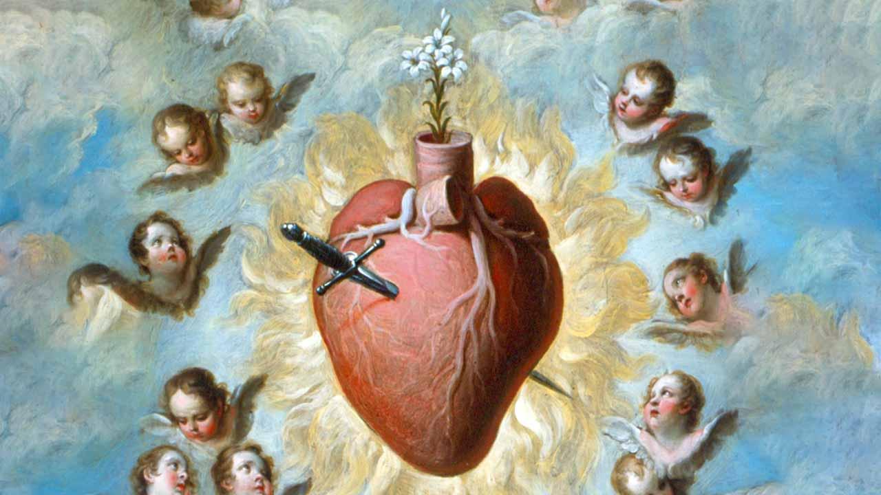 """Os """"três corações"""" do homem"""