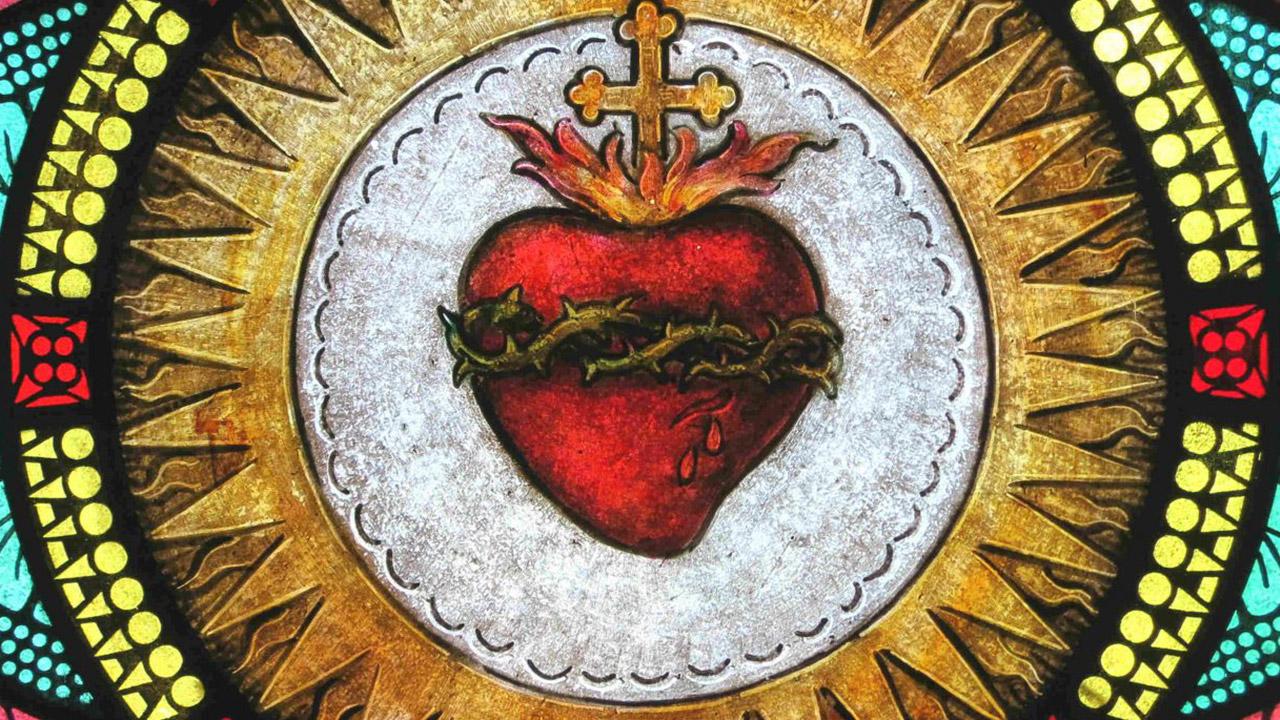 O Coração Eucarístico de Jesus