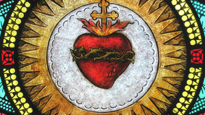 174. O Coração Eucarístico de Jesus