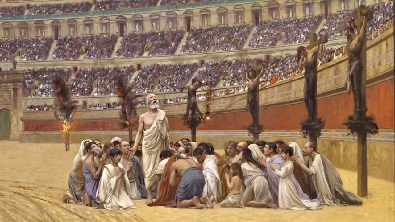 Memória dos Protomártires da Igreja de Roma