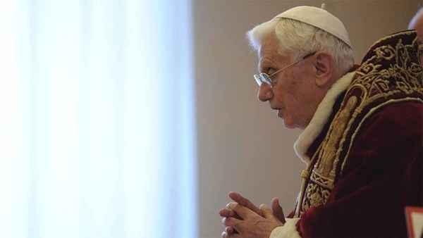 Papa e os preservativos