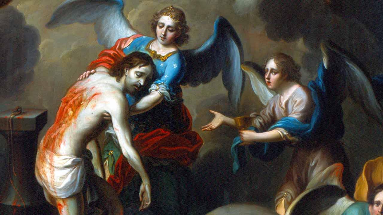 Por que os católicos veneram o Sangue de Cristo? (Primeira Sexta-feira de Julho)