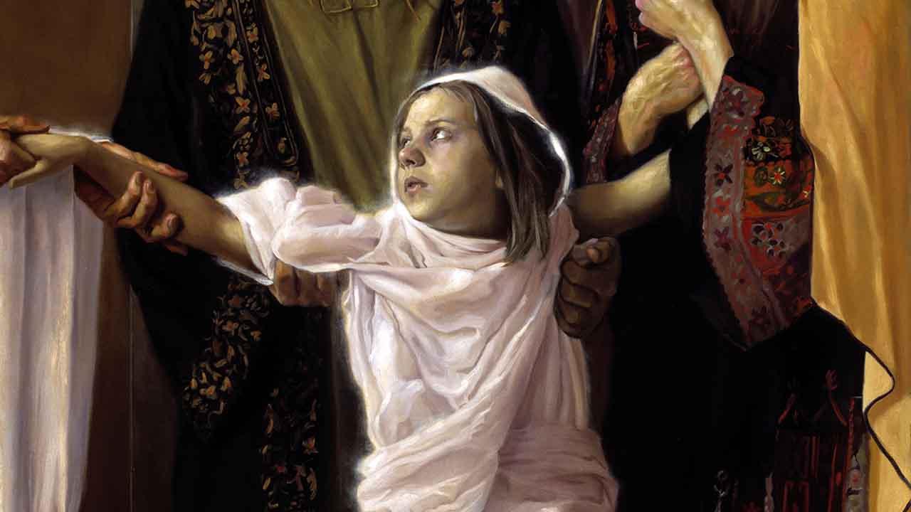 A filha de Jairo e a nossa comunhão