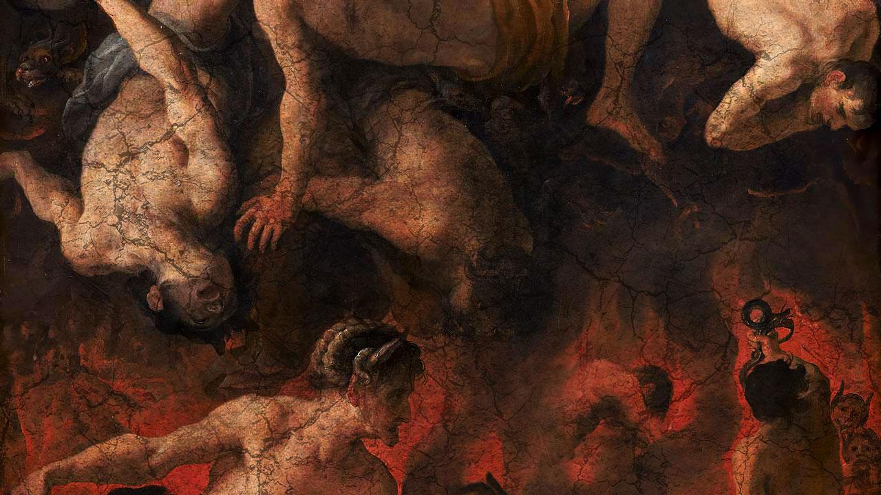 O inferno está vazio?