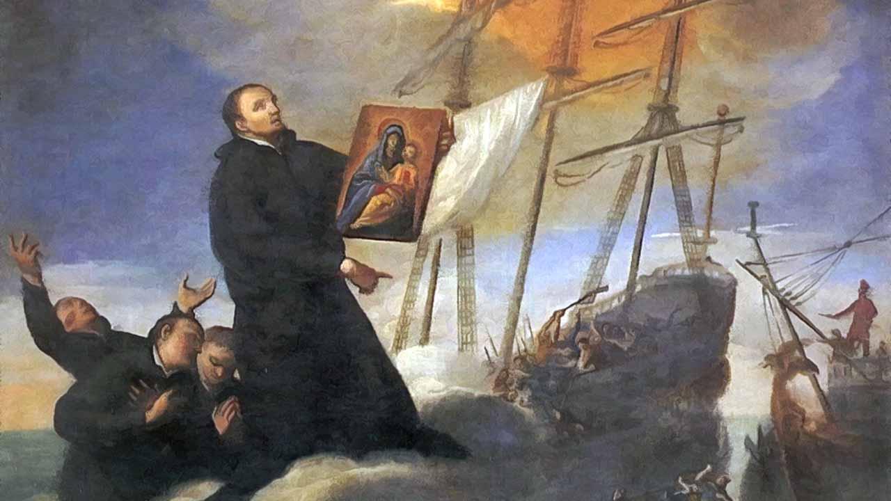 Memória do Beato Inácio de Azevedo e companheiros mártires