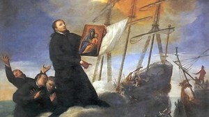 587. Memória do Beato Inácio de Azevedo e companheiros mártires