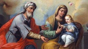 595. Memória de São Joaquim e Sant'Ana, pais de Nossa Senhora