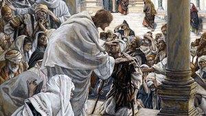 596. Por que Jesus ensinava em parábolas?