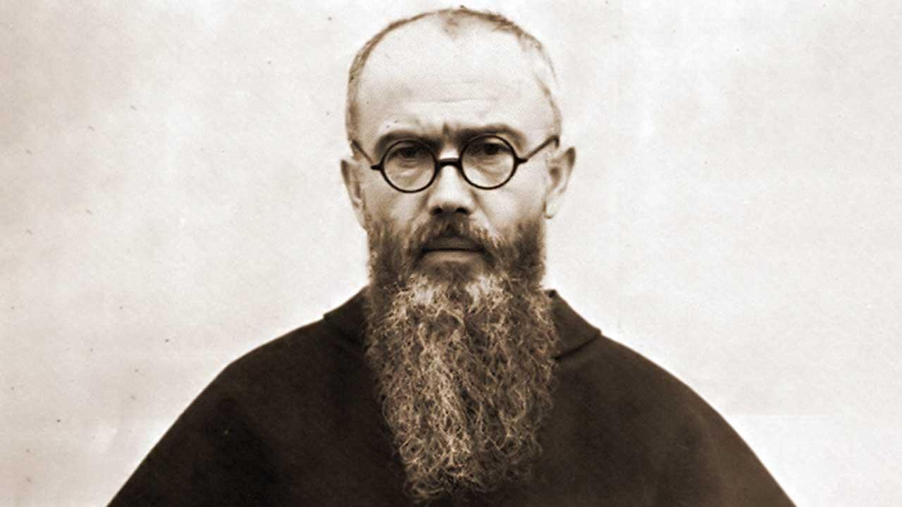 Memória de São Maximiliano Maria Kolbe
