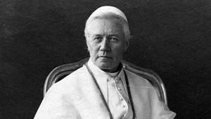 617. Memória de São Pio X, Papa