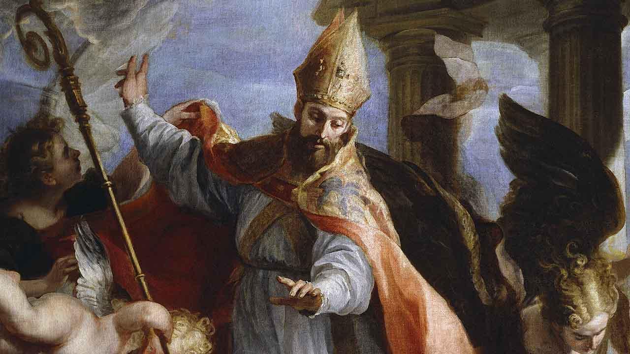 As conversões de Santo Agostinho