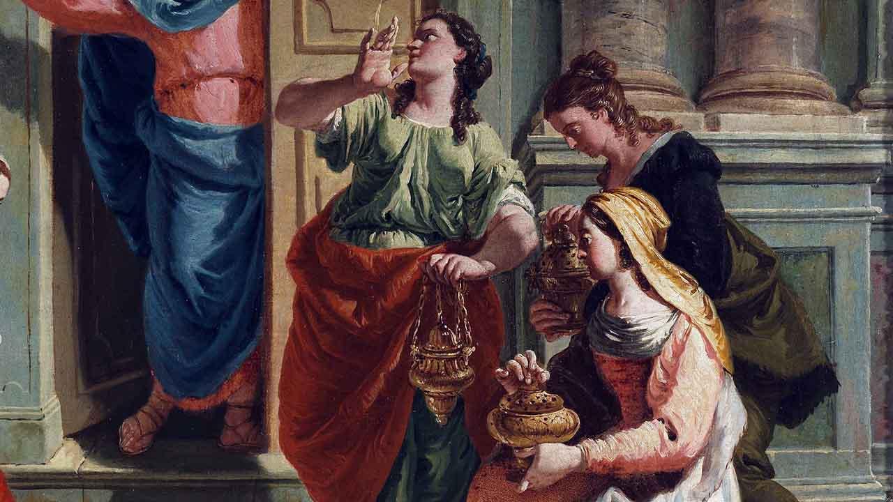 A parábola das virgens e o óleo da oração