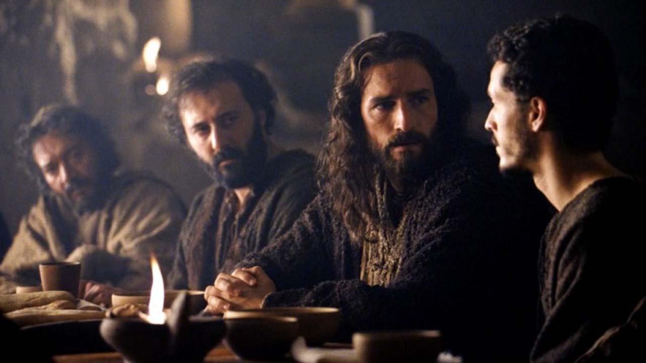 """""""Desejei ardentemente celebrar esta páscoa convosco"""""""