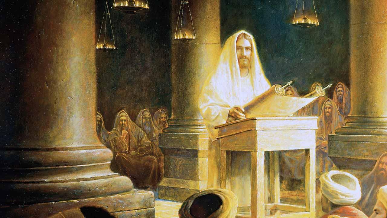 Buscar a Cristo nas Escrituras