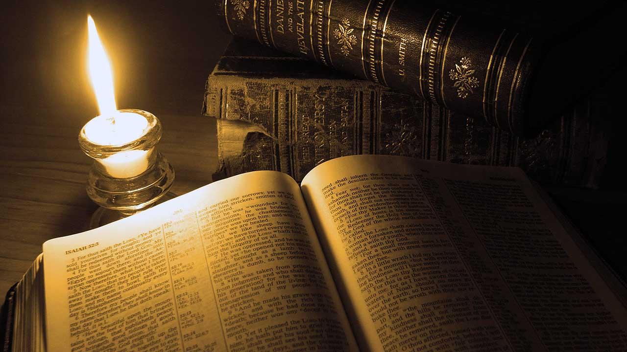 Sem Igreja não há Bíblia