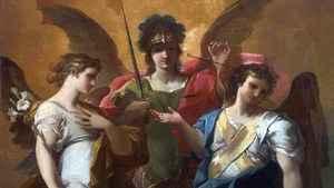651. Festa de São Miguel, São Gabriel e São Rafael Arcanjos