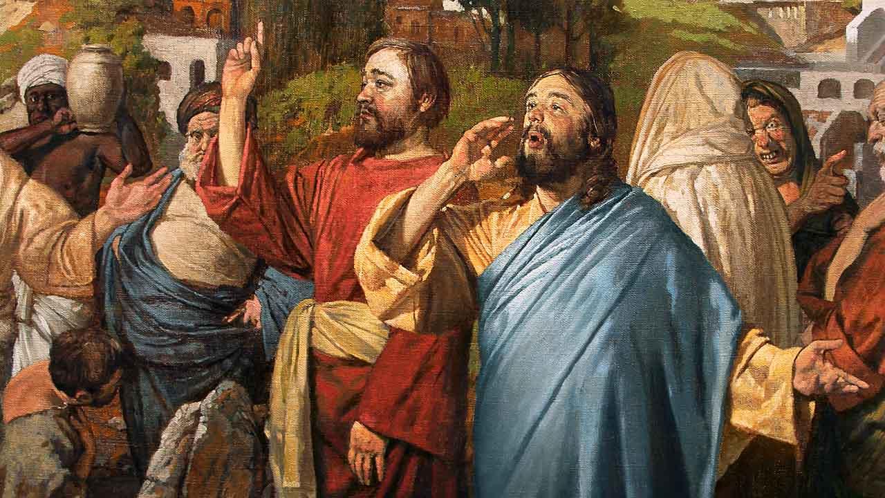 Apostolado e sacrifício