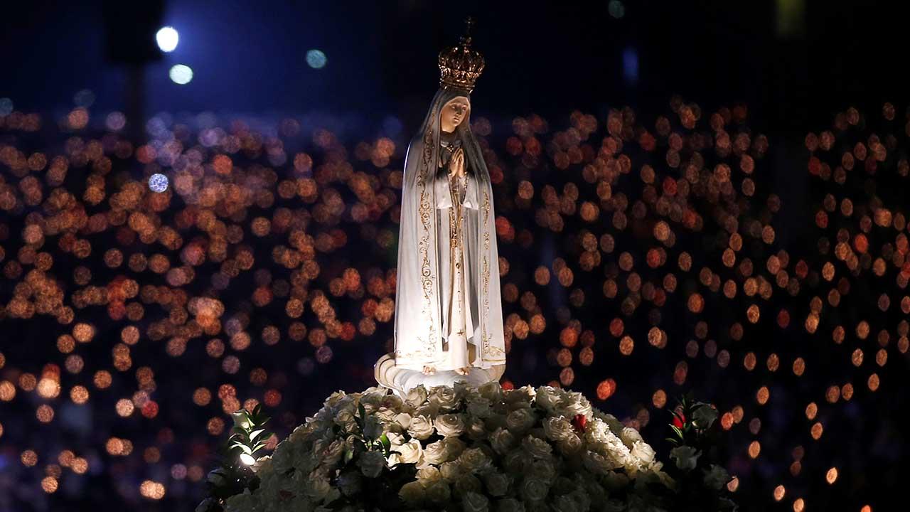 Memória de Nossa Senhora do Rosário