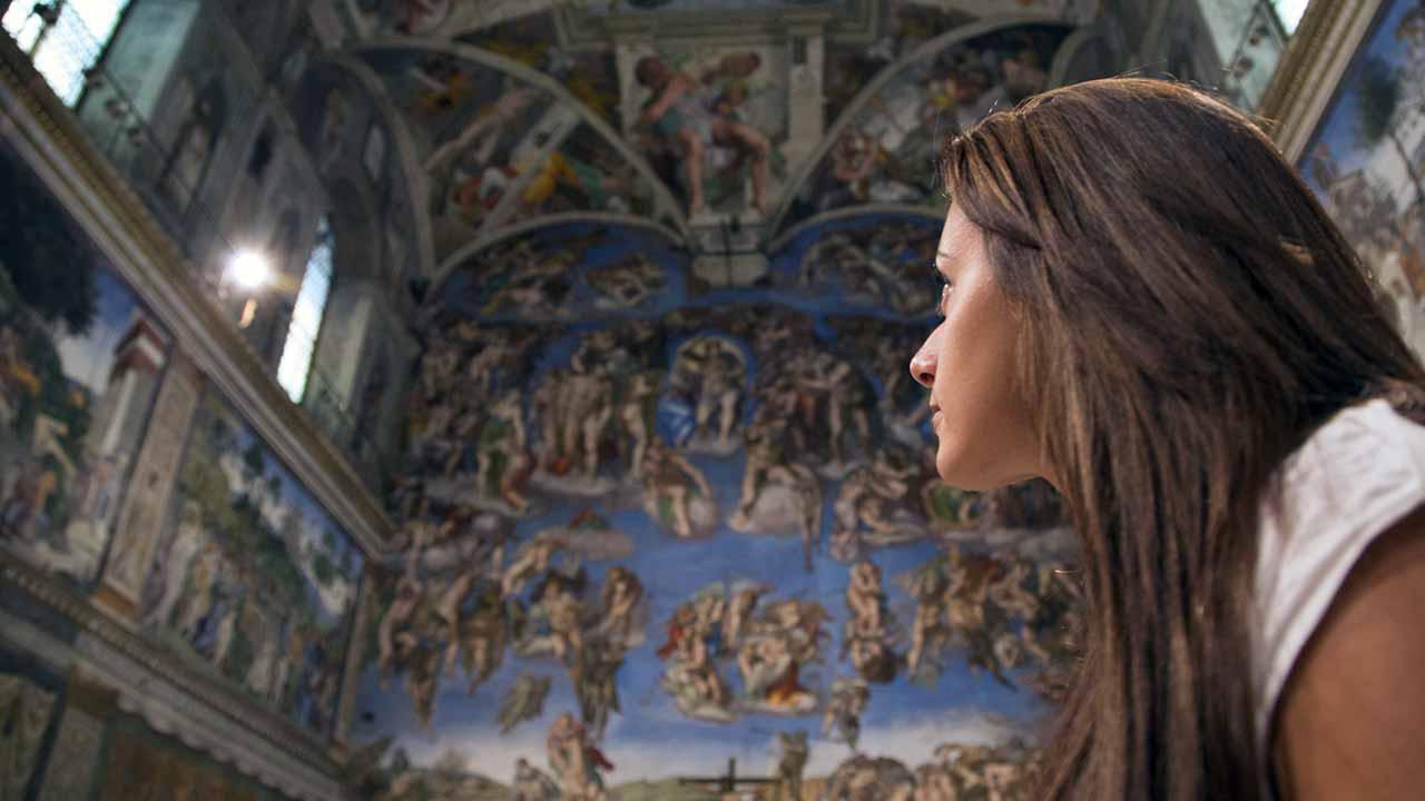 É verdade que a arte sempre retratou a nudez?
