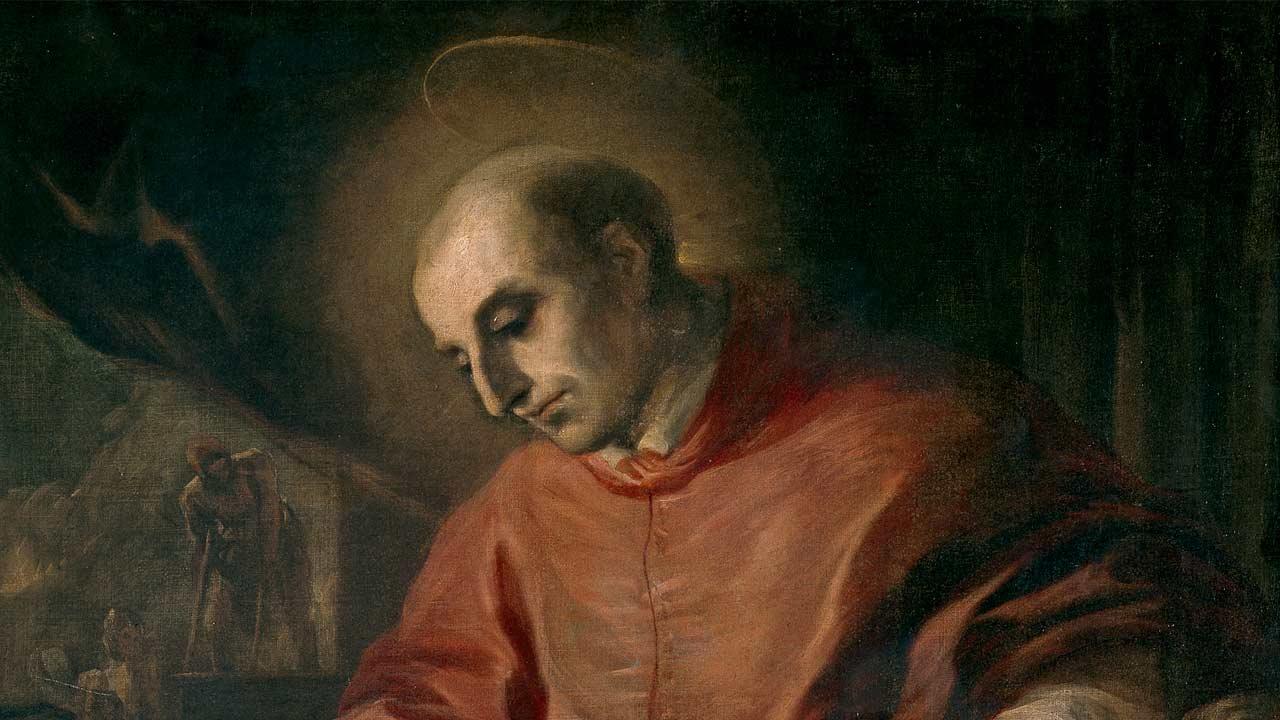 Memória de São Carlos Borromeu, Bispo