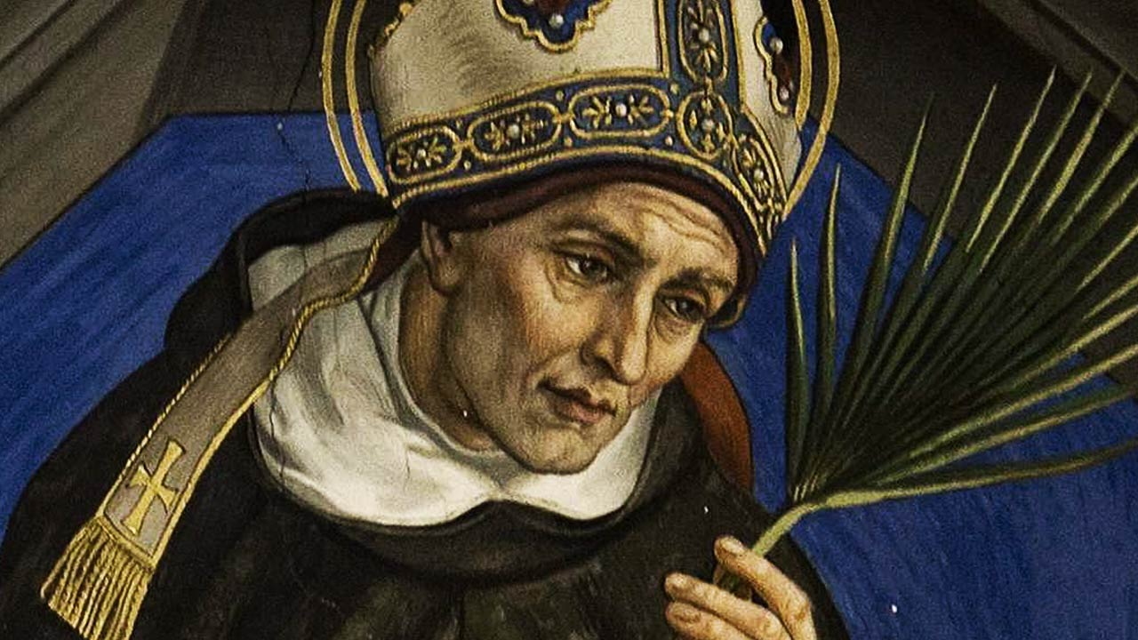 Memória de Santo Alberto Magno, Doutor da Igreja