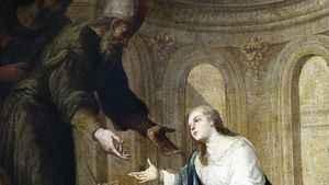 696. Memória da Apresentação de Nossa Senhora