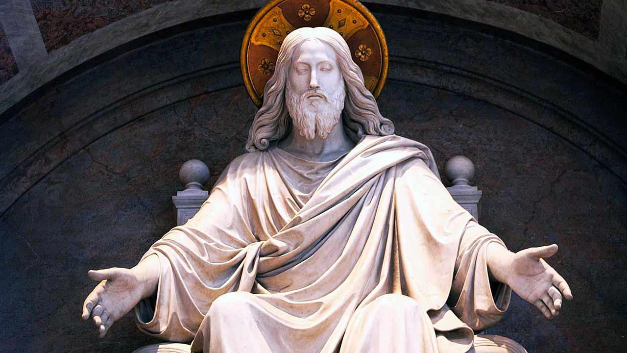 Jesus Cristo, Rei da Verdade