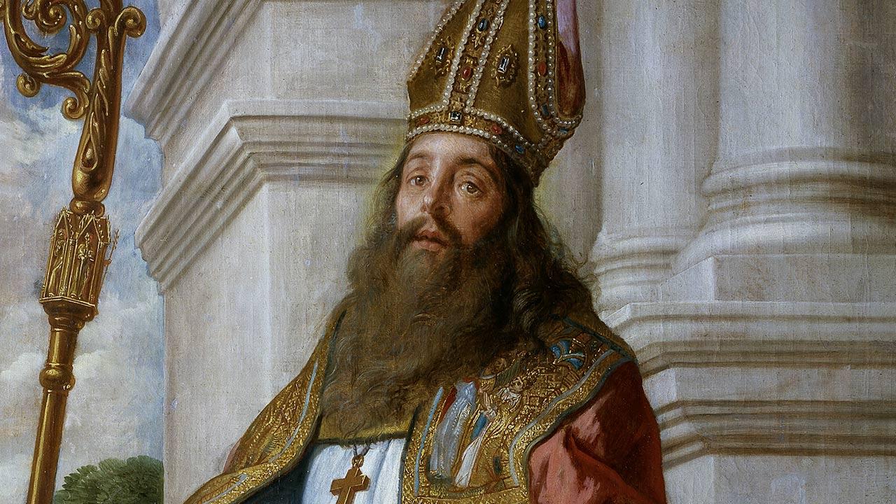 Memória de Santo Ambrósio, Bispo e Doutor da Igreja