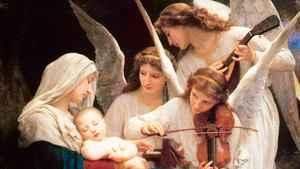 723. O Coração sempre desperto do Menino Jesus