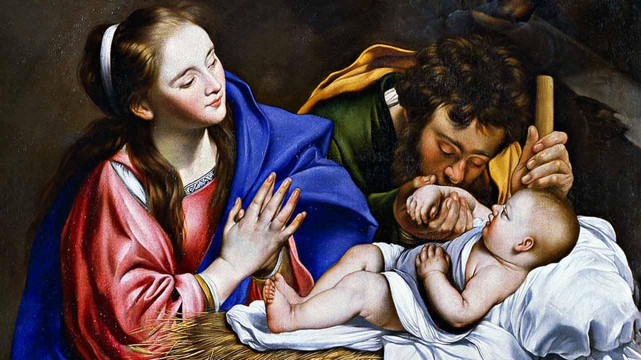 O Filho de Deus se faz Filho do Homem
