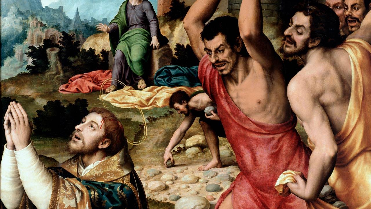 Festa de Santo Estêvão, Primeiro Mártir