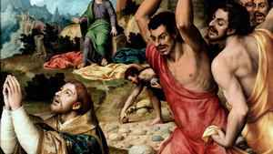 726. Festa de Santo Estêvão, Primeiro Mártir