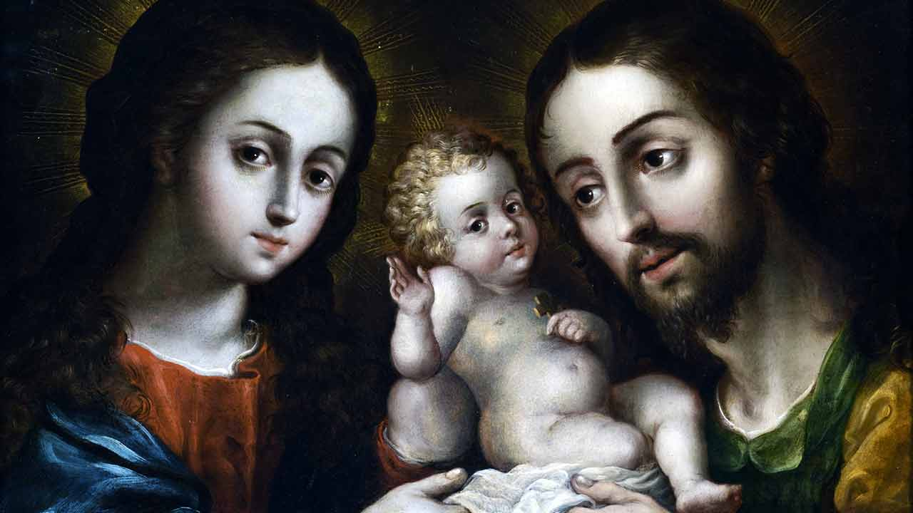 A santa obediência da família de Nazaré
