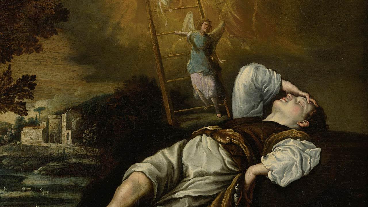 Jesus, a escada de Jacó