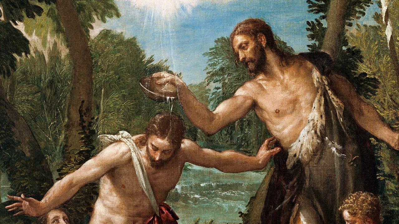 Festa do Batismo do Senhor