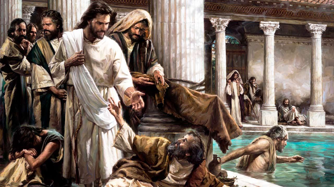 O amor de Deus e as doenças humanas