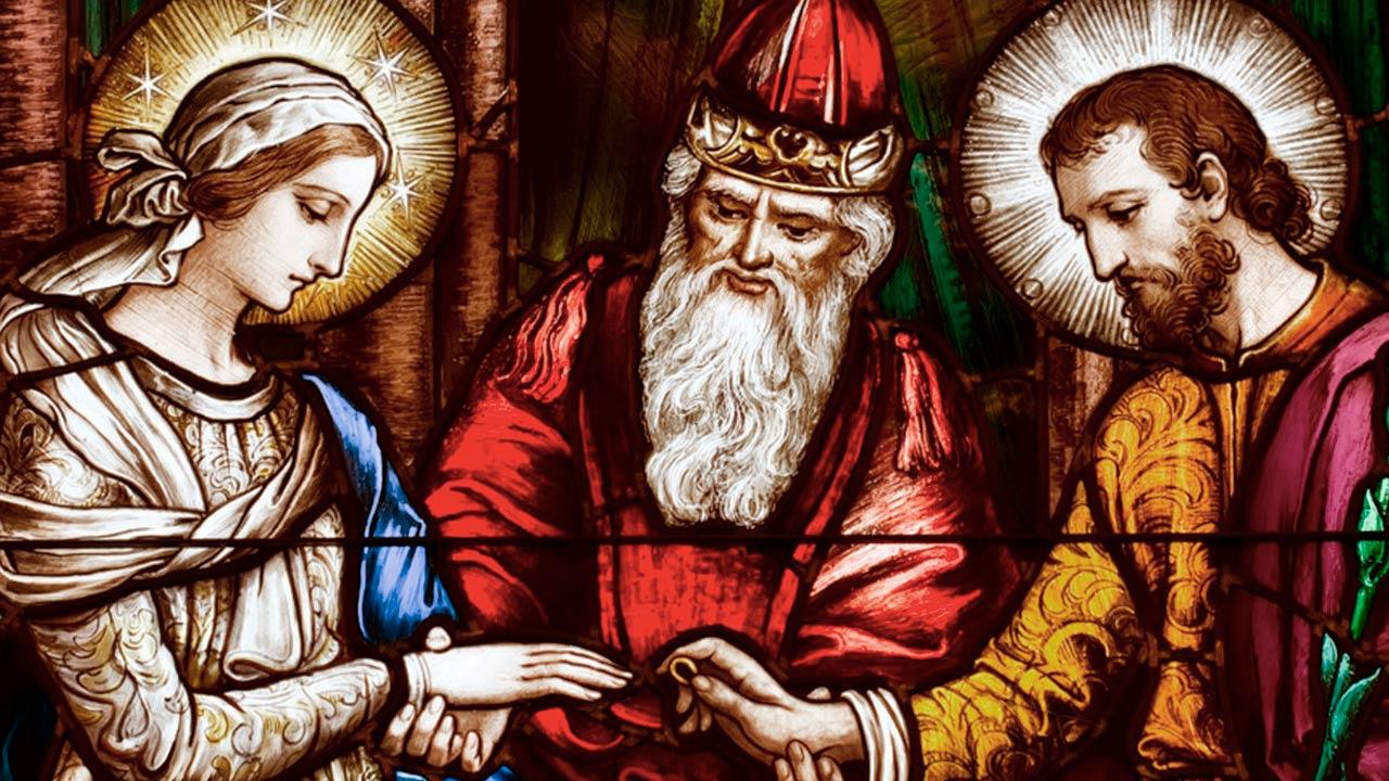 Memória dos Esponsais de Maria e José