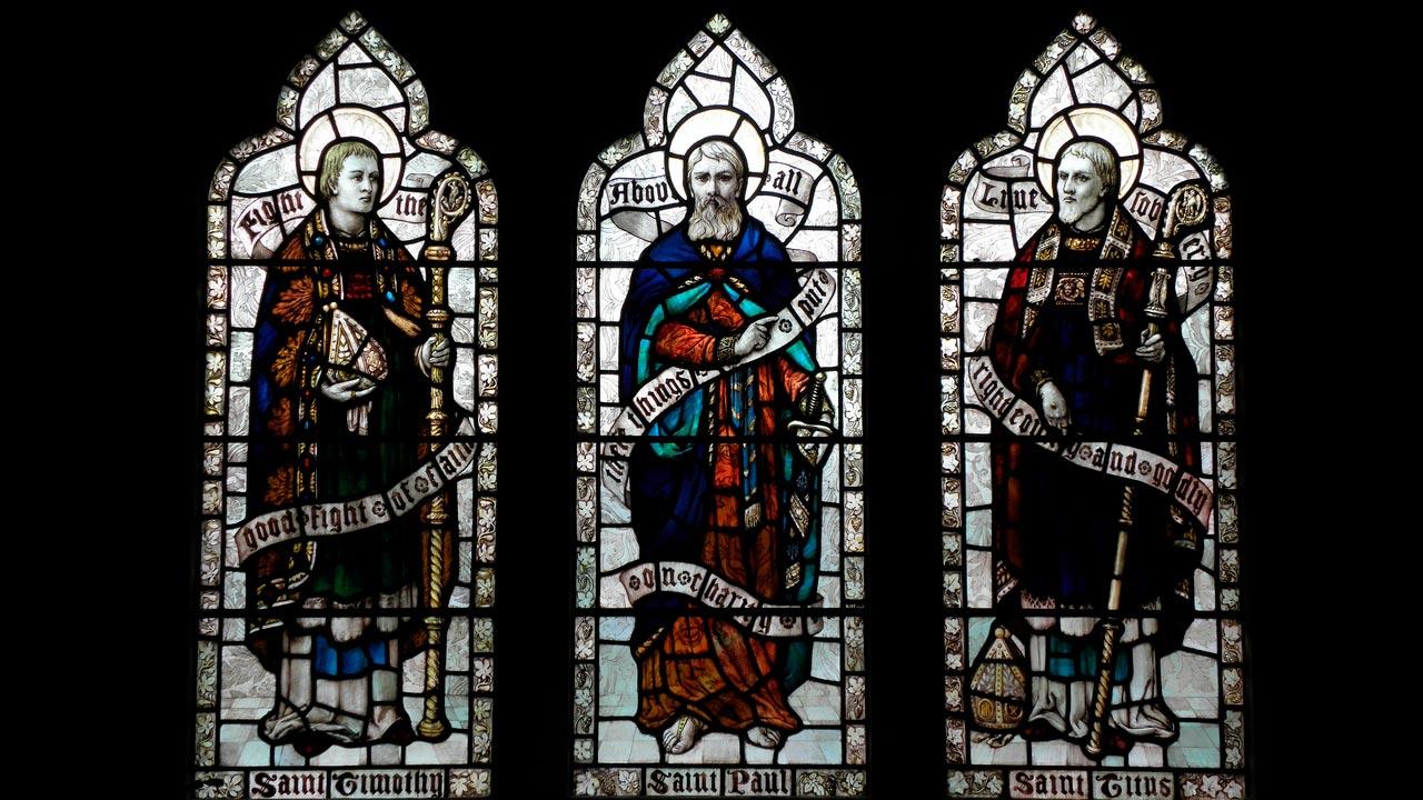 Os bispos, sucessores dos Apóstolos