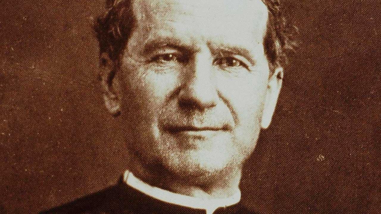 Memória de São João Bosco, Presbítero