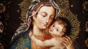 772. Maria, compadecida de Cristo e de nós