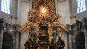 776. Festa da Cátedra de São Pedro