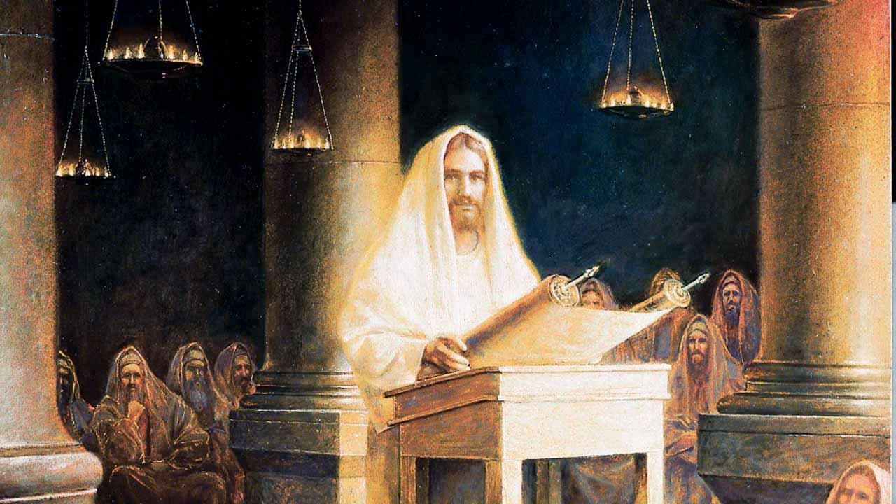 A suave presença do Senhor