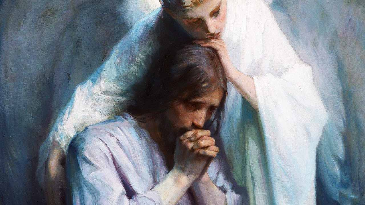 A angústia redentora de Cristo