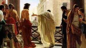 801. Por que Jesus foi condenado à morte?