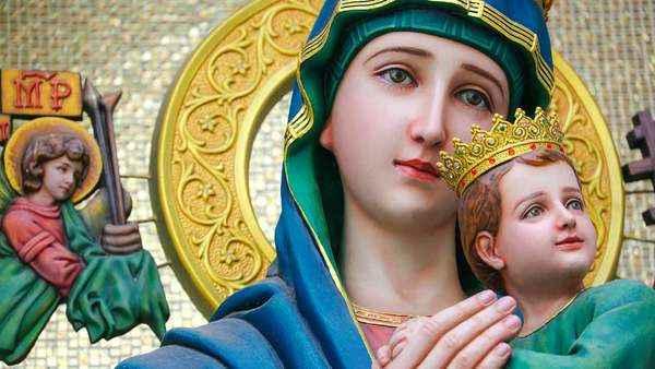 Culto aos santos e suas imagens