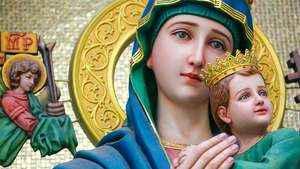16. Culto aos santos e suas imagens