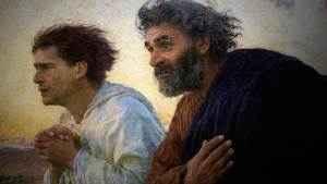 237. Correndo para alcançar Jesus Ressuscitado