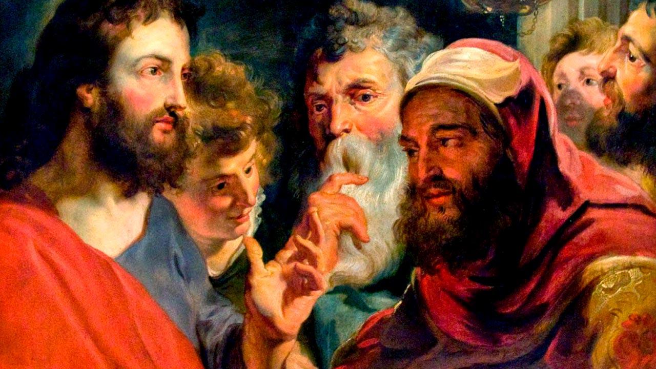 Salvos pela fé no amor divino